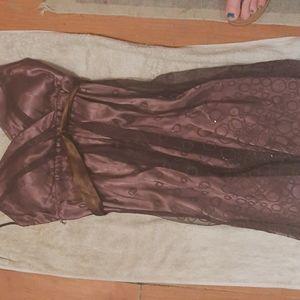 I'm selling an ONYX Nite Dress size M